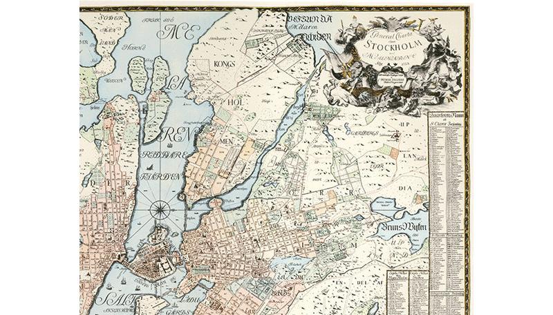 1721 map stockholm