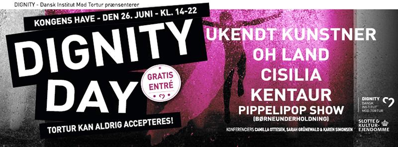Dignity Day in Kongen Have - What's on in Copenhagen | Scandinavia Standard Event Calendar