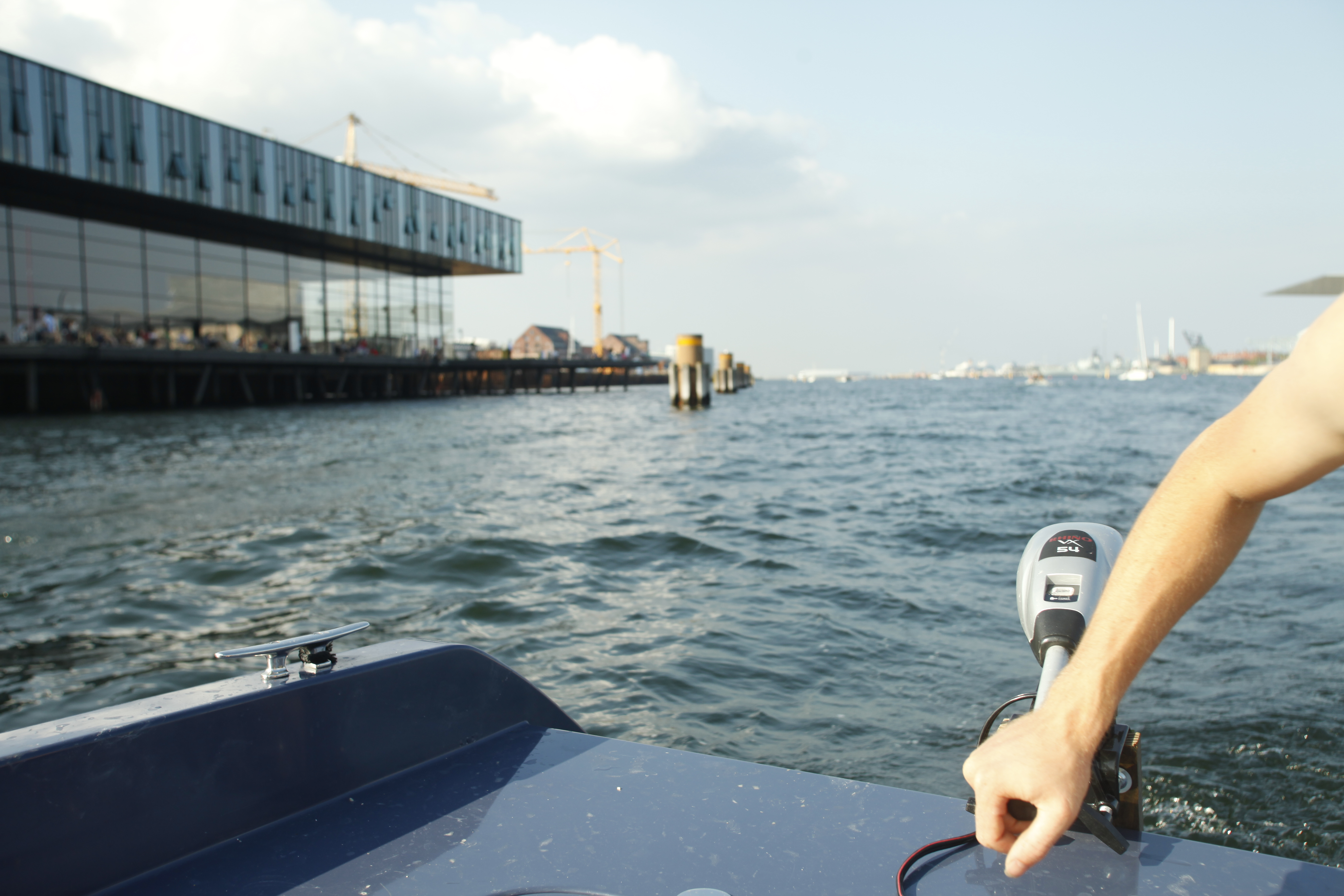 Go Boat - Blue Boat - Tourist Things To Do and See in Copenhagen | Scandinavia Standard
