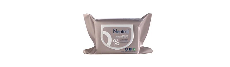Neutral Makeup Remover Wipes - Music Festival Essentials | Scandinavia Standard