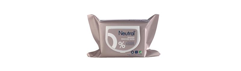 Neutral Makeup Remover Wipes - Music Festival Essentials | Scandinavia Standard