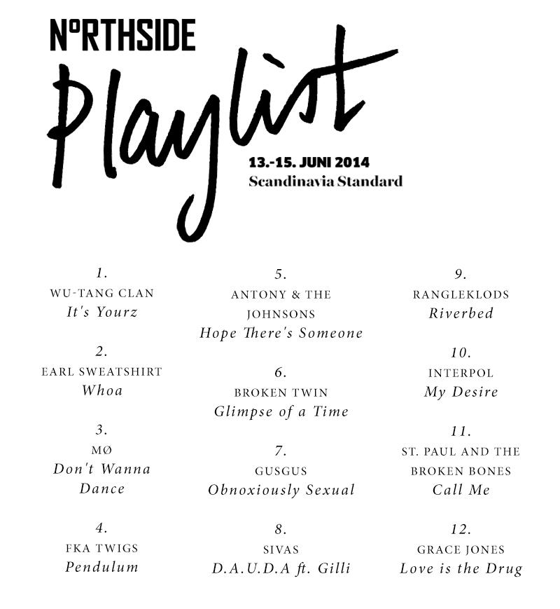 Northside Playlist | Scandinavia Standard