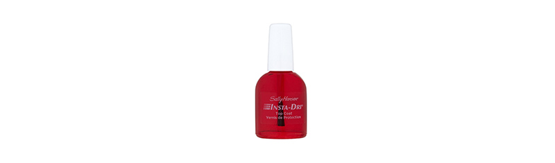 Sally Hansen Top Coat - Music Festival Essentials | Scandinavia Standard