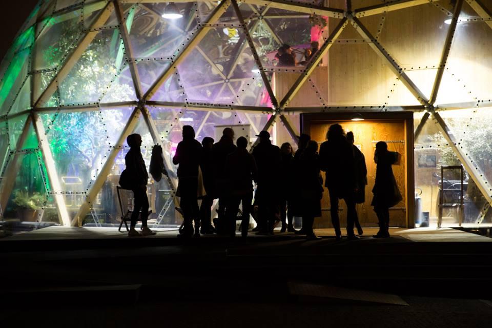 Scenario Magazine Six Bells at the Dome of Visions - What's on in Copenhagen | Scandinavia Standard Event Calendar