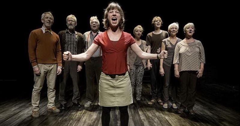 Som i Himlen - As In Heaven - by Kay Pollak - Copenhagen Stage in English | Scandinavia Standard