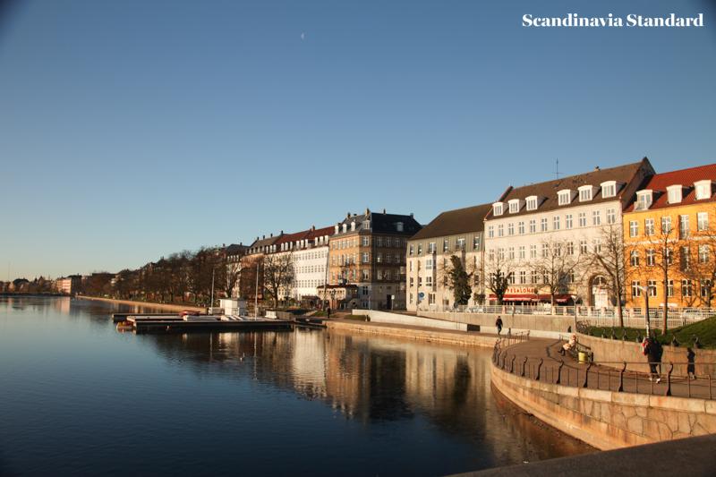 The Lakes (Søerne) - Copenhagen   Scandinavia Standard
