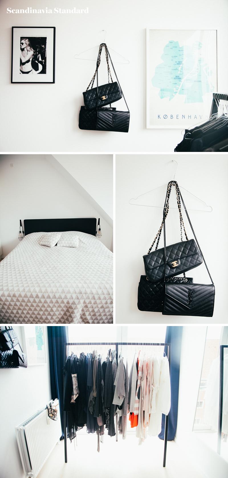 The White Room - Christina & Ulrich's Østerbro Apartment - Interiors - Collage 5 | Scandinavia Standard