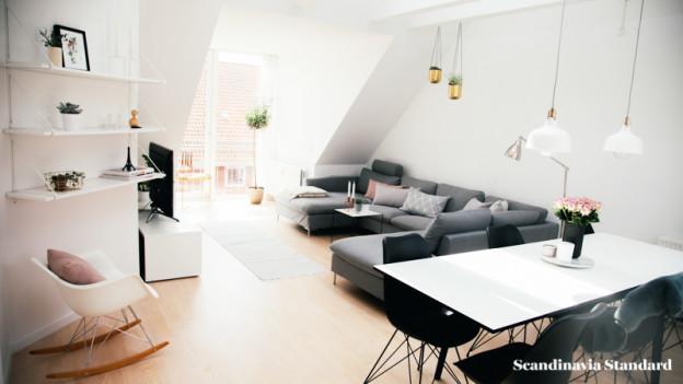 WHITE ROOM - Interior - Østerbro Copenhagen | Scandinavia Standard