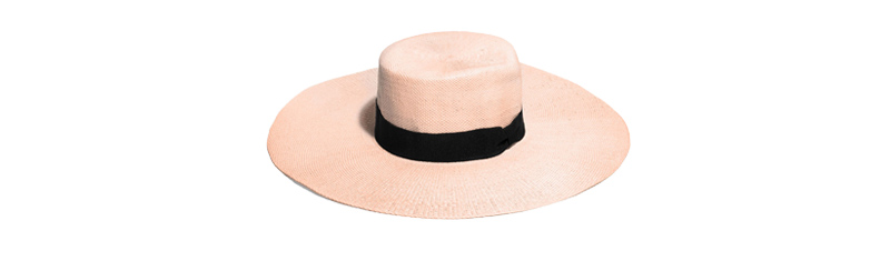 Wide Brim Straw Hat - And Other Stories- Music Festival Essentials | Scandinavia Standard