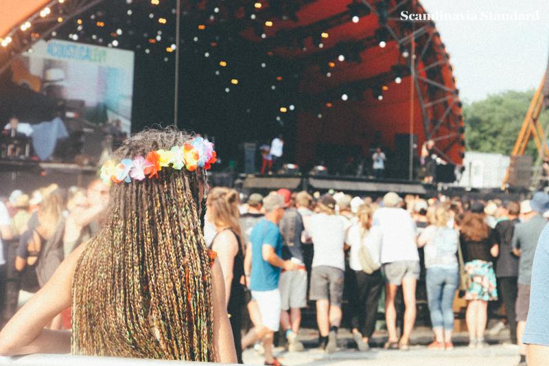 Barrington Levy at Orange Stage Roskilde Festival | Scandinavia Standard
