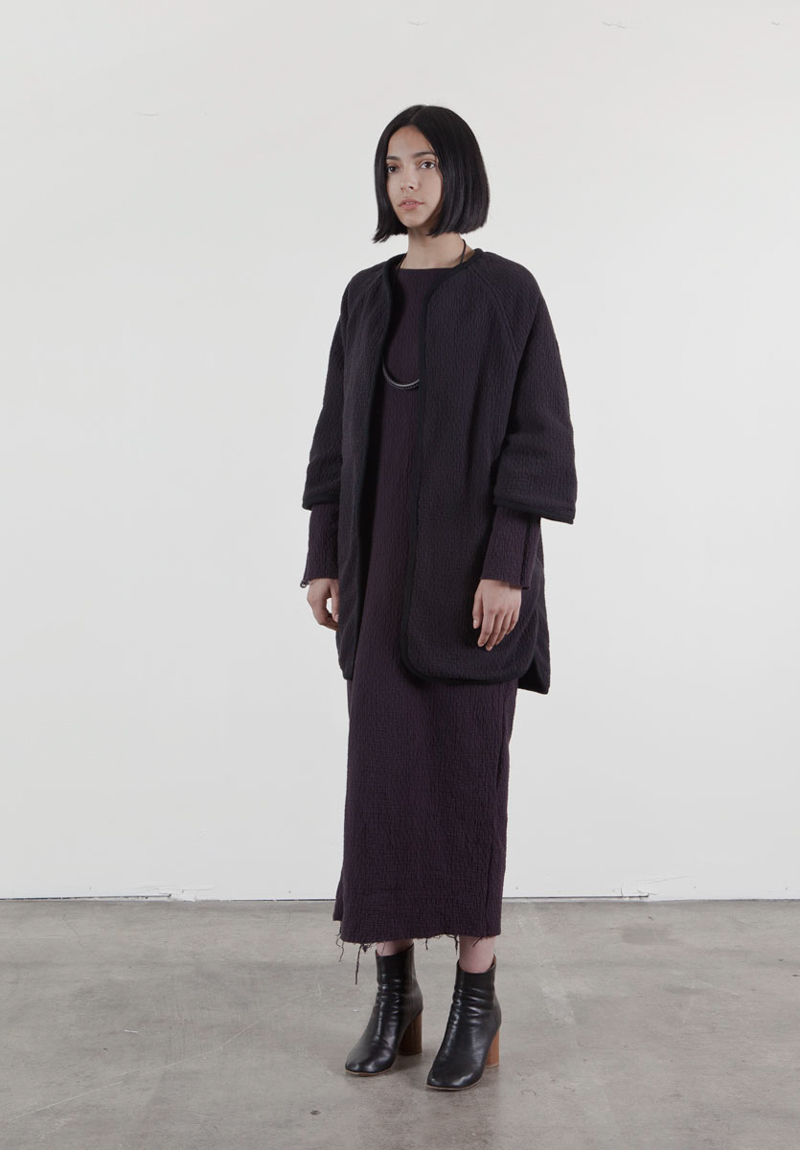 Black  Crane - poncho - Scandi Dandies | Scandianvia Standard