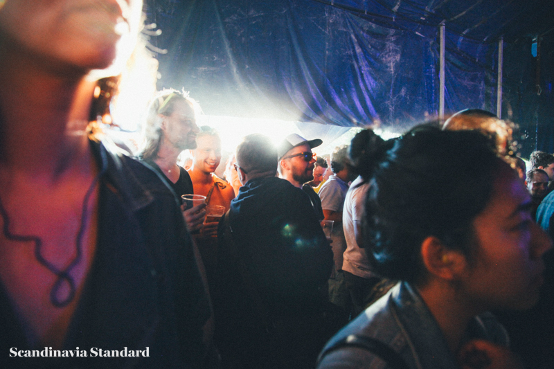 Crowds at Noel Gallagher's High Flying Birds at Roskilde Festival 2015 | Scandinavia Standard
