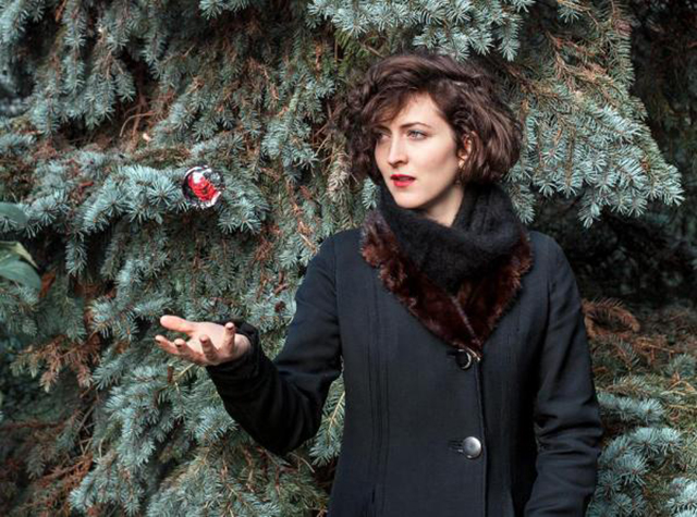 Eve Risser & The White Desert Orchestra