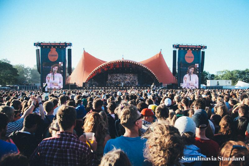 Florence + The Machine at Roskilde Festival | Scandinavia Standard