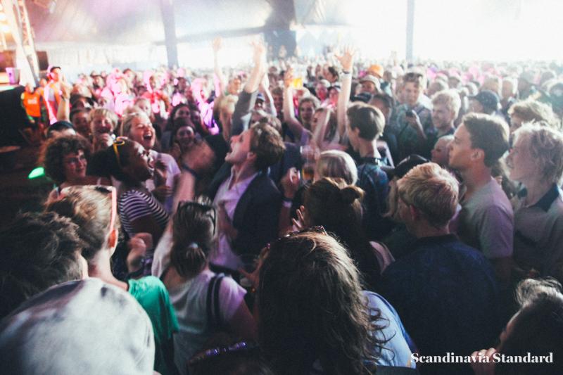 Foxygen in the crowd | Scandinavia Standard