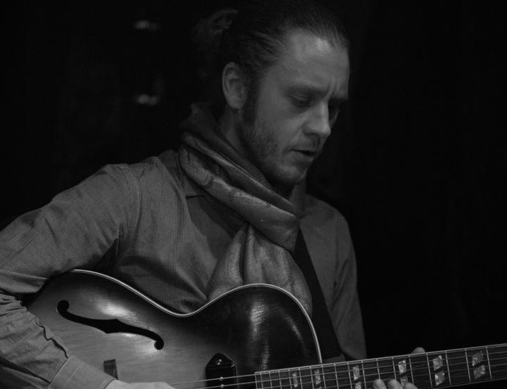 Francesco Cigna - Solo guitar - Copenhagen Jazz Festival   Scandinavia Standard