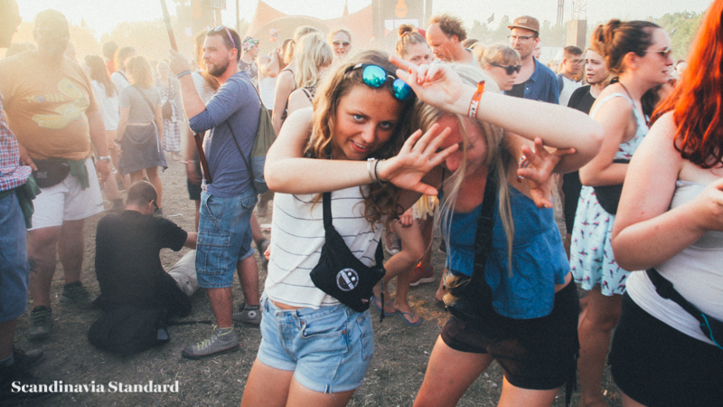 Piss women festival