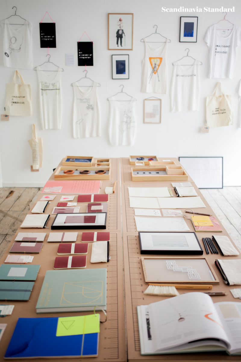 Hamide Pop Up Shop in Copenhagen | Scandinavia Standard