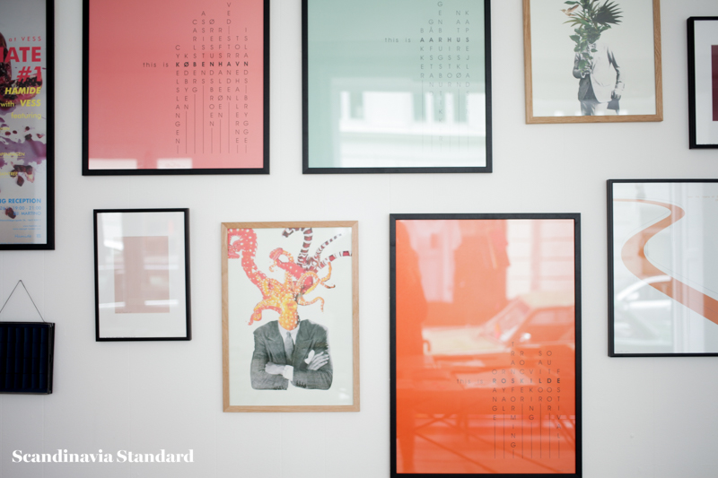 Hamide Posters on Wall | Scandinavia Standard