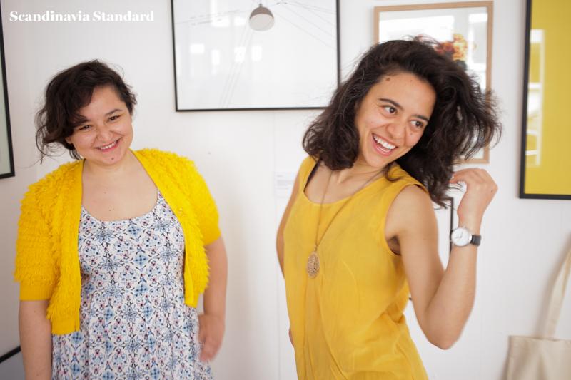 Hamide Sisters - Seda and Şeyda Özçetin | Scandinavia Standard