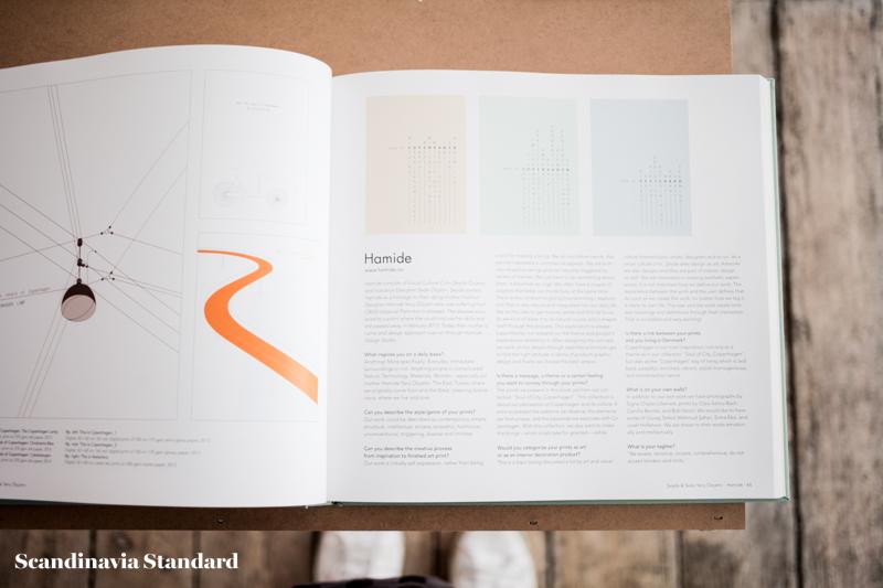 Hamide in Book   Scandinavia Standard