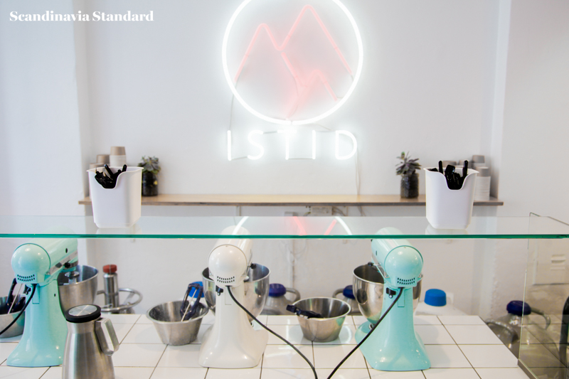 Istid - Kitchen Aid - Liquid Nitrogen Icream in Copenhagen | Scandinavia Standard