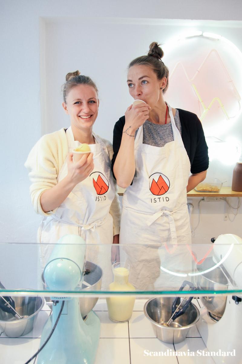Istid Nina and Anniken | Scandinavia Standard