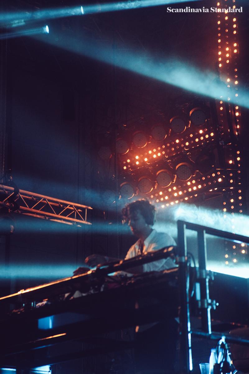 Jamie xx at Roskilde Festival | Scandinavia Standard