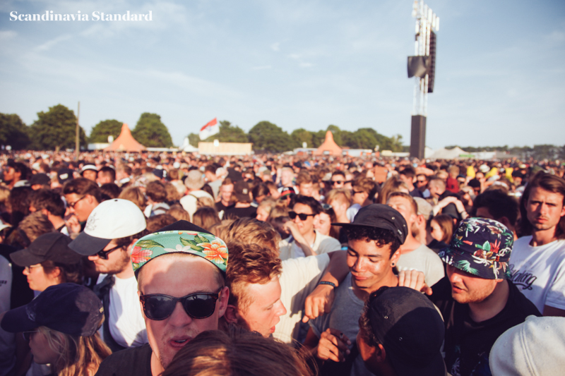 Kendrik Lamar Crowds - Roskilde Festival | Scandinavia Standard