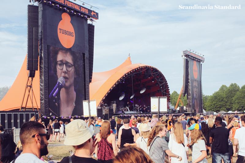 MARIE KEY Orange Roskilde Festival | Scandinavia Standard