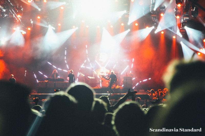 Mew Roskilde Festival | Scandinavia Standard