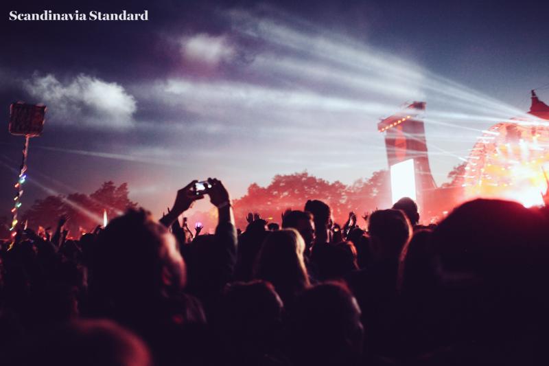 Muse at Roskilde Festival - Crowd | Scandinavia Standard