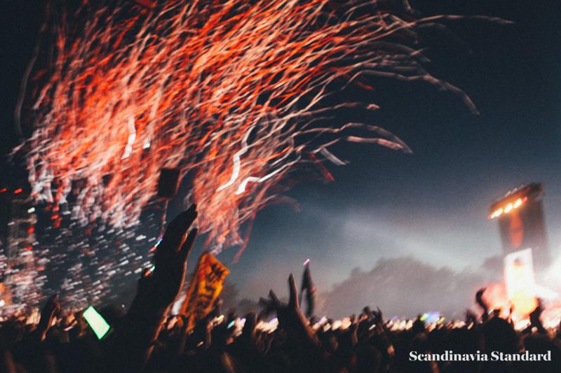 Muse at Roskilde Festival | Scandinavia Standard