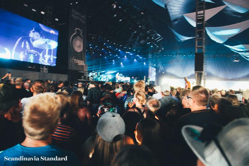 Noel Gallagher's High Flying Birds at Roskilde Festival 2015 | Scandinavia Standard