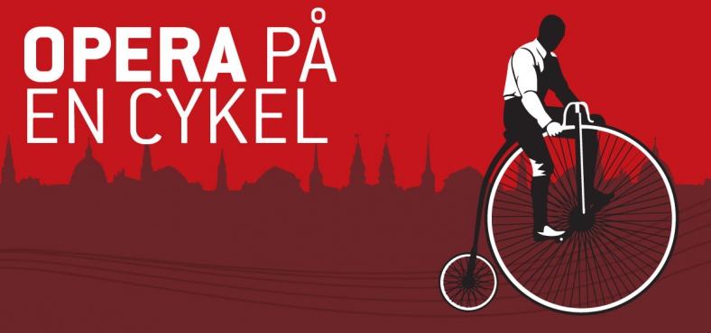 Opera paa en cykel - Opera on the Bike - Copenhagen Opera Festival   Scandinavia Standard