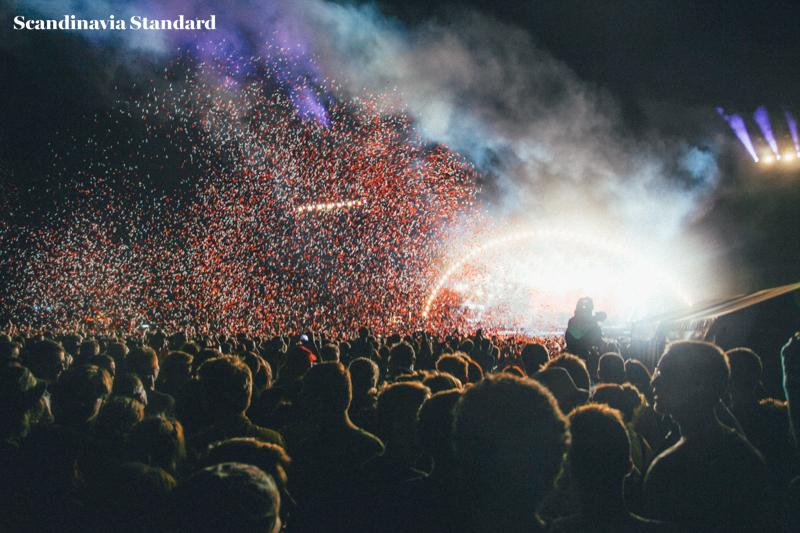 Paul McCartney Audience | Scandinavia Standard