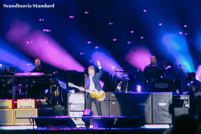 Paul McCartney at Roskilde Festival | Scandinavia Standard