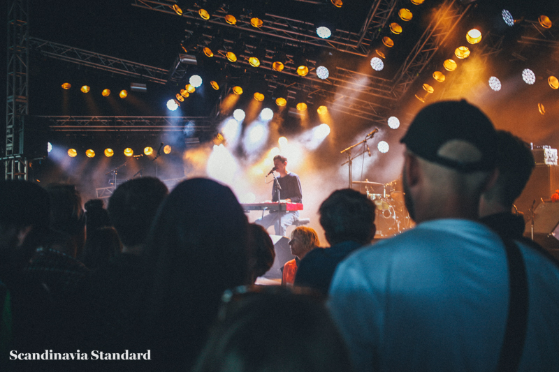 Perfume Genius at Roskilde Festival | Scandinavia Standard