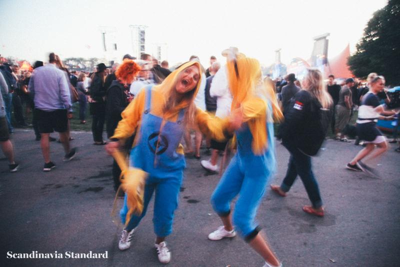 Pharrell Williams Happy! - Roskilde Festival | Scandinavia Standard