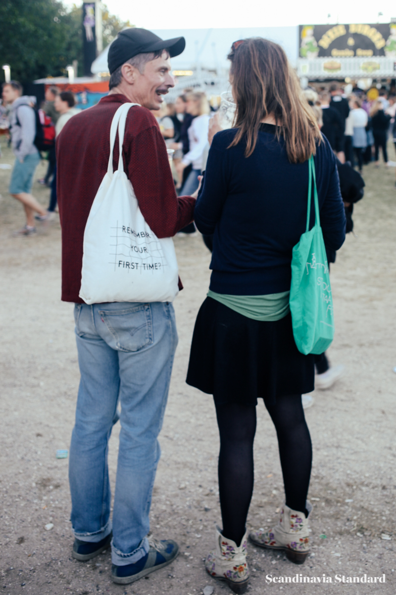 Roskilde Conversation - Remember Your First Time | Scandinavia Standard