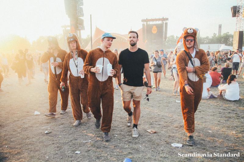 Roskilde Festival Bears | Scandinavia Standard