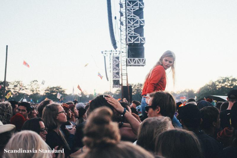Roskilde Festival Crowds | Scandinavia Standard