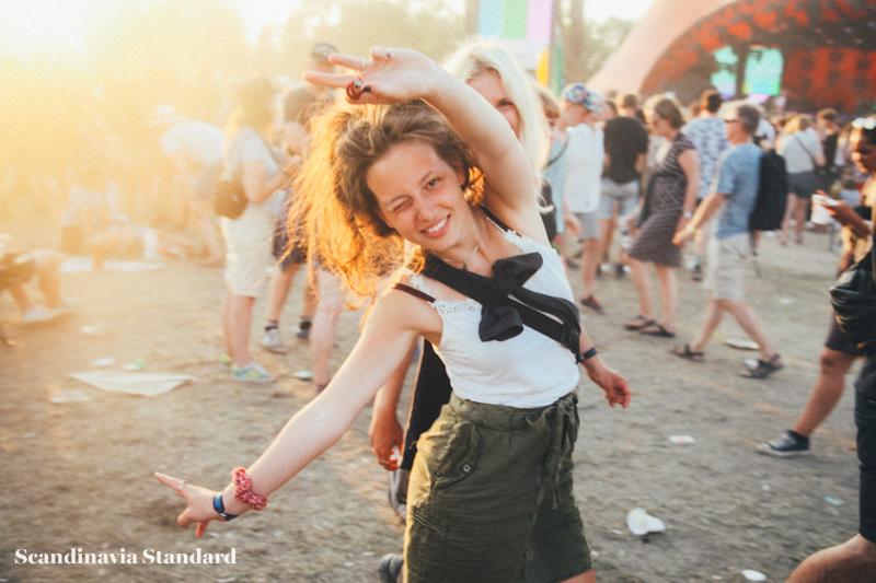 Roskilde Festival Dance | Scandinavia Standard