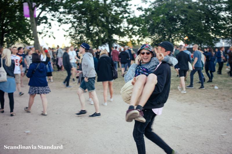 Roskilde Festival Fun Times | Scandinavia Standard