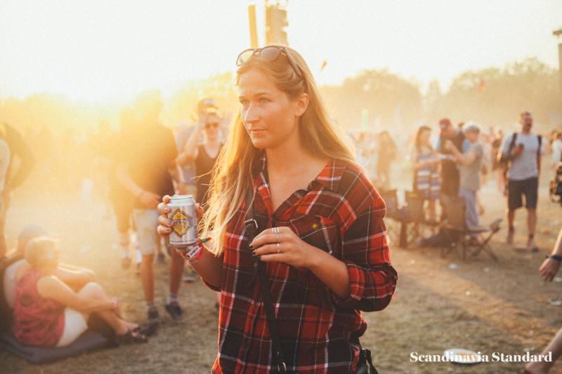 Roskilde Festival Girl | Scandinavia Standard