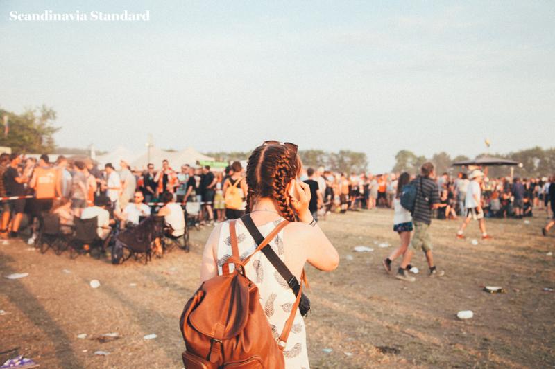 Roskilde Festival Red Hair | Scandinavia Standard