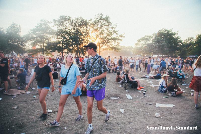 Roskilde Festival Walking Along | Scandinavia Standard