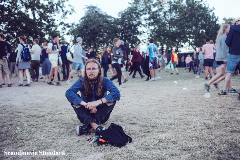 Roskilde Man Chillin | Scandinavia Standard