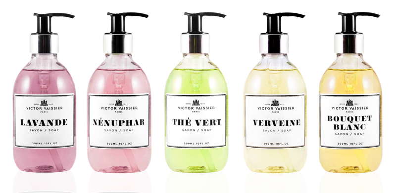 Soap Collection | Victor Vaissier | Scandianvia Standard