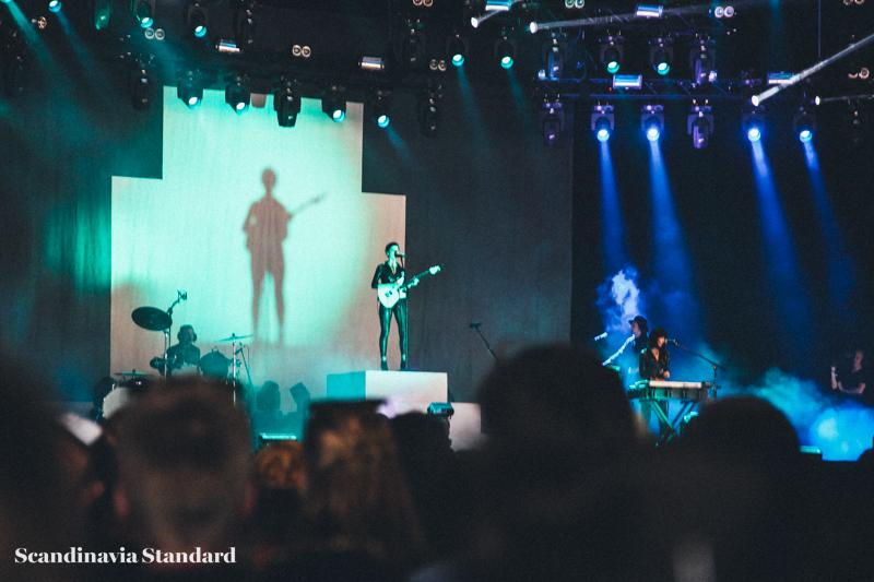 St Vincent Singing at Roskilde Festival | Scandinavia Standard